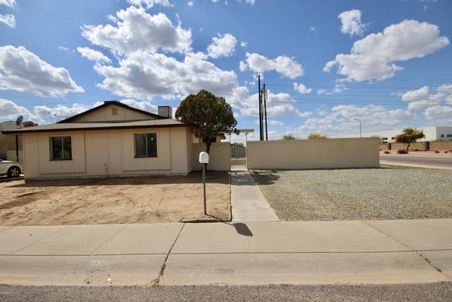 5202 S 46TH Place, Phoenix, AZ 85040 (MLS #6057868) :: The Kenny Klaus Team