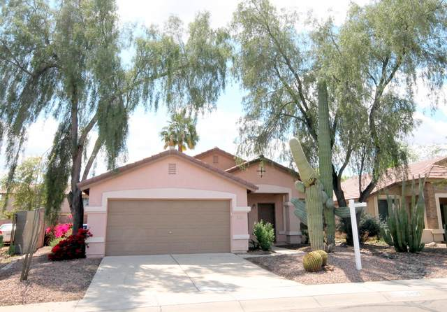 10469 W Ashbrook Place, Avondale, AZ 85392 (MLS #6057889) :: The Laughton Team