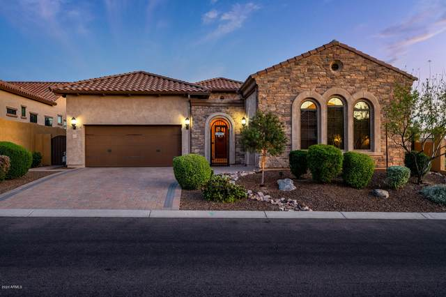 8535 E Lockwood Street, Mesa, AZ 85207 (MLS #6057898) :: Dijkstra & Co.
