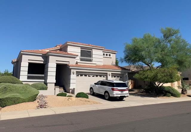 22852 N 52ND Street, Phoenix, AZ 85054 (MLS #6057910) :: Brett Tanner Home Selling Team