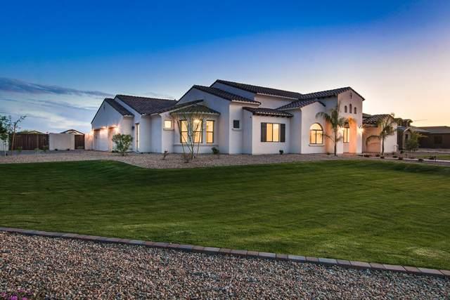 21979 E Pegasus Parkway, Queen Creek, AZ 85142 (MLS #6057912) :: The Daniel Montez Real Estate Group