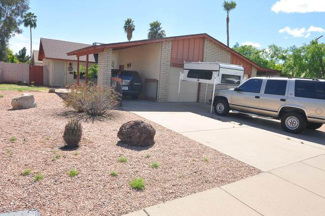 1501 E Palmdale Drive, Tempe, AZ 85282 (MLS #6057913) :: Power Realty Group Model Home Center