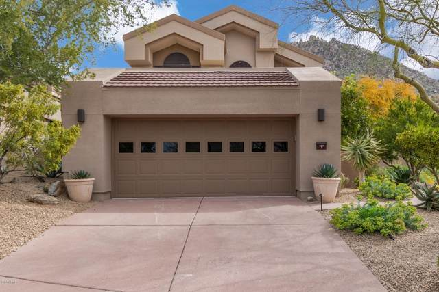 25150 N Windy Walk Drive #7, Scottsdale, AZ 85255 (MLS #6057922) :: Dijkstra & Co.