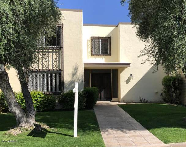 8238 E Valley Vista Drive, Scottsdale, AZ 85250 (MLS #6057930) :: Dijkstra & Co.