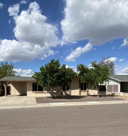 7312 W Shangri La Road, Peoria, AZ 85345 (MLS #6057936) :: Nate Martinez Team