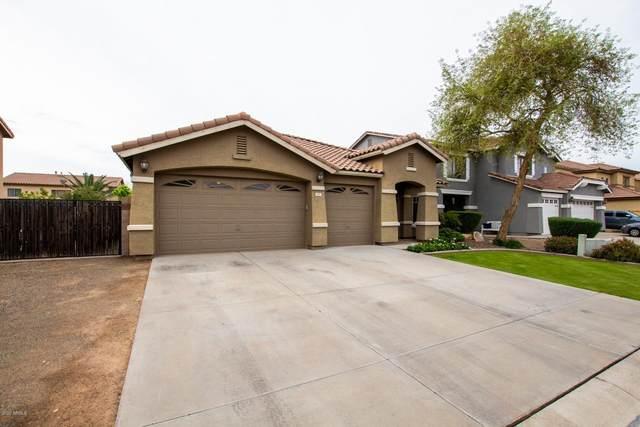 919 E Chelsea Drive, San Tan Valley, AZ 85140 (MLS #6057938) :: The Laughton Team