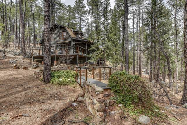 6100 S Hummingbird Hill Road, Prescott, AZ 86303 (MLS #6057943) :: CC & Co. Real Estate Team