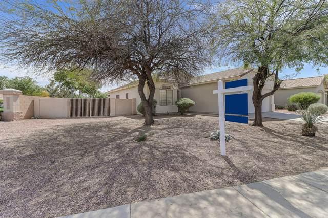 12909 W Corrine Drive, El Mirage, AZ 85335 (MLS #6057944) :: Devor Real Estate Associates