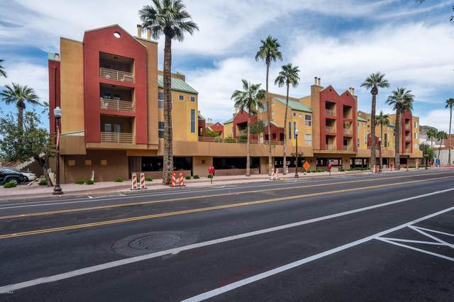 154 W 5TH Street #142, Tempe, AZ 85281 (MLS #6057949) :: Power Realty Group Model Home Center