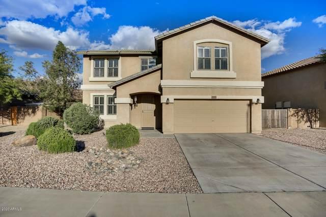22029 N 120TH Avenue, Sun City, AZ 85373 (MLS #6057975) :: Brett Tanner Home Selling Team