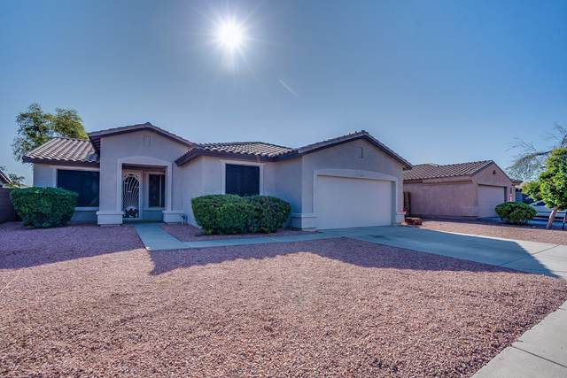 14911 N 150TH Lane, Surprise, AZ 85379 (MLS #6057985) :: Brett Tanner Home Selling Team