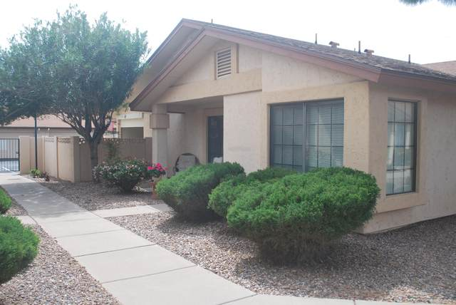 310 N 65TH Street #8, Mesa, AZ 85205 (MLS #6057989) :: Dijkstra & Co.