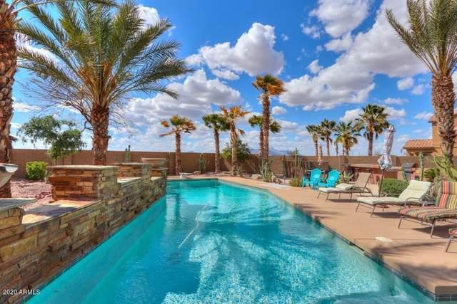 18606 N Smith Drive, Maricopa, AZ 85139 (MLS #6057995) :: Power Realty Group Model Home Center