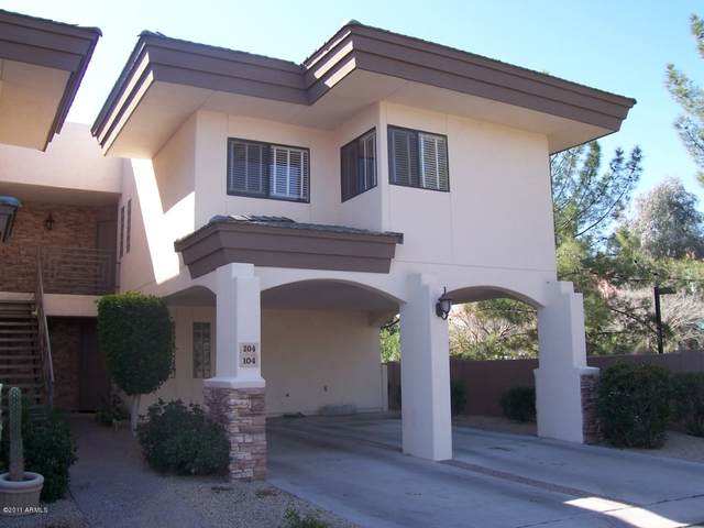 3235 E Camelback Road #104, Phoenix, AZ 85018 (MLS #6057996) :: Dijkstra & Co.