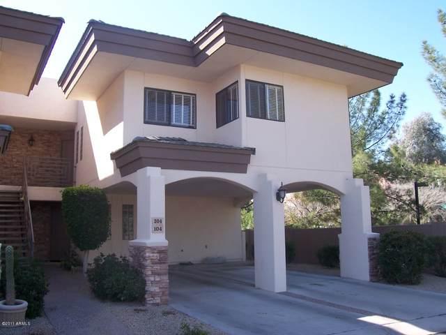 3235 E Camelback Road #104, Phoenix, AZ 85018 (MLS #6057996) :: Nate Martinez Team