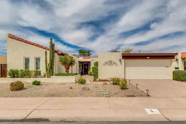 1500 N Markdale #5, Mesa, AZ 85201 (MLS #6058012) :: Conway Real Estate