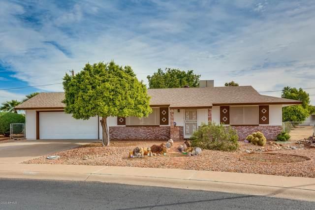 10515 W Connecticut Avenue, Sun City, AZ 85351 (MLS #6058014) :: The Daniel Montez Real Estate Group