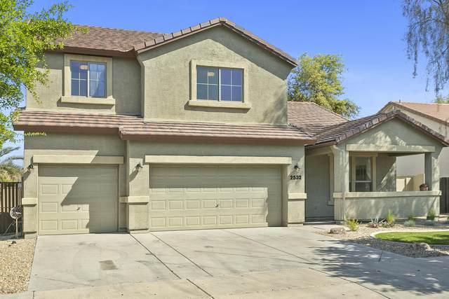 2532 W Saint Kateri Drive, Phoenix, AZ 85041 (MLS #6058033) :: Brett Tanner Home Selling Team