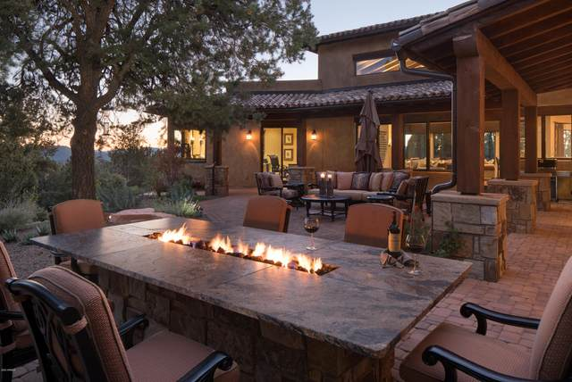 3165 Lizard Head Lane, Sedona, AZ 86336 (MLS #6058046) :: CC & Co. Real Estate Team