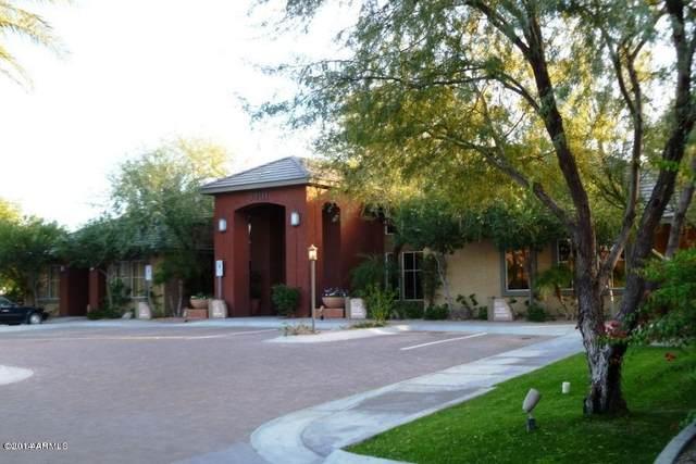 5401 E Van Buren Street #1115, Phoenix, AZ 85008 (MLS #6058051) :: The W Group