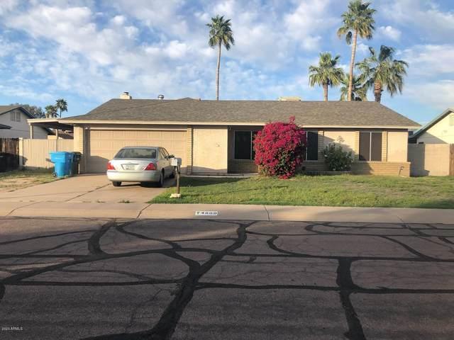 4860 E Capistrano Avenue, Phoenix, AZ 85044 (MLS #6058055) :: CANAM Realty Group