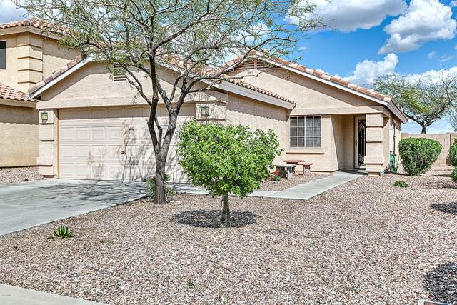 7 N 219TH Drive, Buckeye, AZ 85326 (MLS #6058056) :: Brett Tanner Home Selling Team