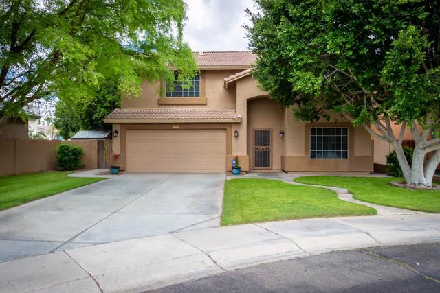 254 E Sheffield Court, Gilbert, AZ 85296 (MLS #6058071) :: Arizona Home Group