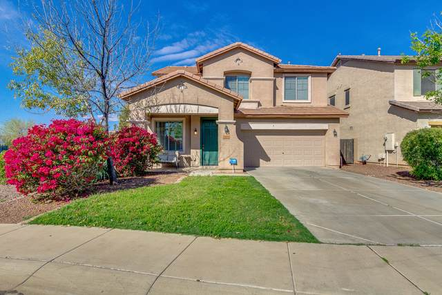16414 N 178TH Avenue, Surprise, AZ 85388 (MLS #6058072) :: Nate Martinez Team