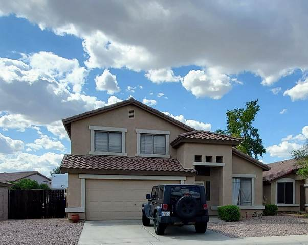 3616 N 104TH Drive, Avondale, AZ 85392 (MLS #6058078) :: Nate Martinez Team