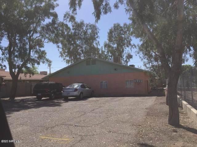 5624 S 6TH Street, Phoenix, AZ 85040 (MLS #6058081) :: Brett Tanner Home Selling Team