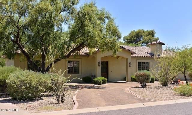 6643 E Aster Drive, Scottsdale, AZ 85254 (MLS #6058090) :: Brett Tanner Home Selling Team