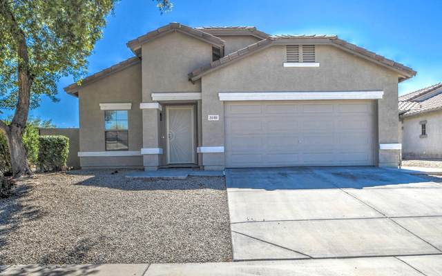 3149 W Hayden Peak Drive, San Tan Valley, AZ 85142 (MLS #6058094) :: Power Realty Group Model Home Center