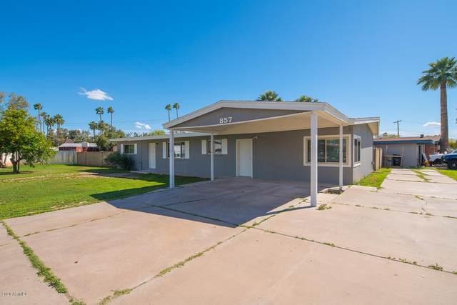 857 W Heather Drive, Mesa, AZ 85201 (MLS #6058108) :: Conway Real Estate