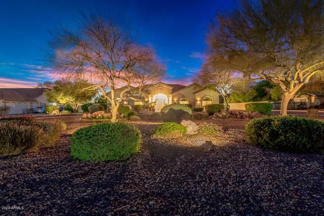 6202 N 185TH Avenue, Waddell, AZ 85355 (MLS #6058112) :: Riddle Realty Group - Keller Williams Arizona Realty