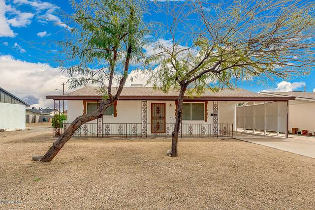 12845 N 112TH Avenue, Youngtown, AZ 85363 (MLS #6058122) :: Conway Real Estate