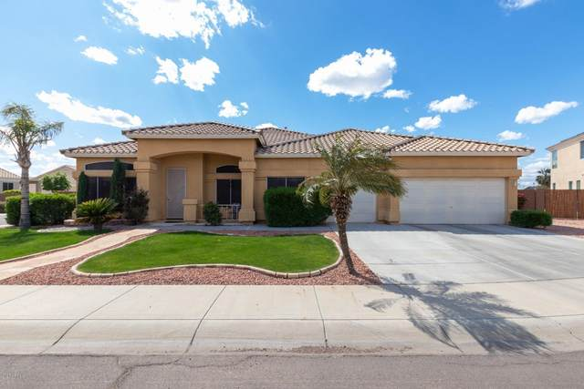 8202 S 34TH Drive, Laveen, AZ 85339 (MLS #6058129) :: Riddle Realty Group - Keller Williams Arizona Realty