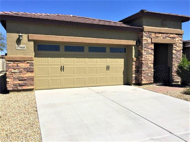 17668 W Cedarwood Lane, Goodyear, AZ 85338 (MLS #6058135) :: Devor Real Estate Associates