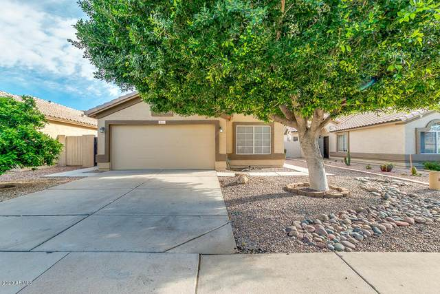 821 W Silver Creek Road, Gilbert, AZ 85233 (MLS #6058136) :: CANAM Realty Group