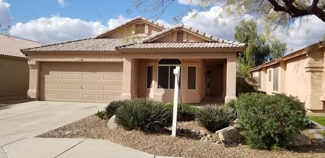 2746 E Hartford Avenue, Phoenix, AZ 85032 (MLS #6058143) :: Brett Tanner Home Selling Team