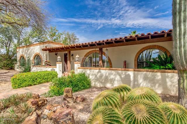 1424 E Calle De Caballos, Tempe, AZ 85284 (MLS #6058166) :: CANAM Realty Group
