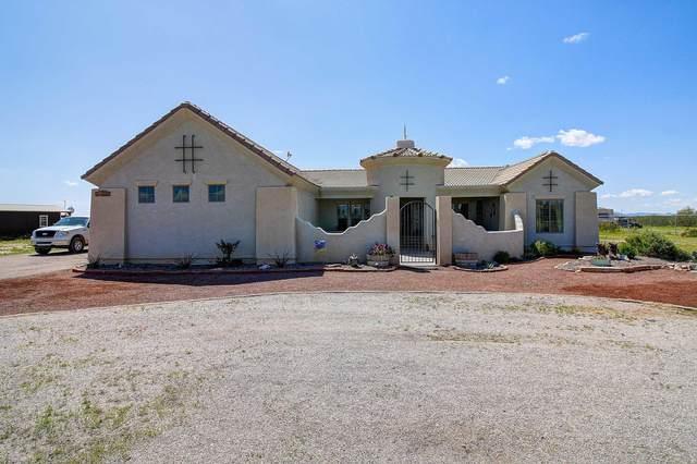 31624 W Hadley Street, Buckeye, AZ 85326 (MLS #6058179) :: neXGen Real Estate