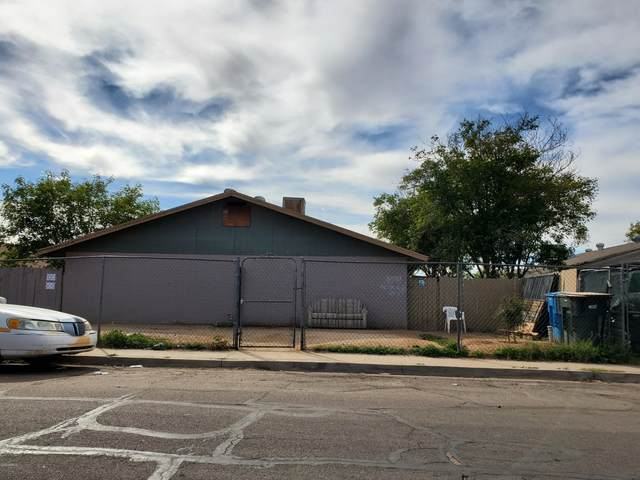 3231 W Madison Street, Phoenix, AZ 85009 (MLS #6058181) :: Power Realty Group Model Home Center