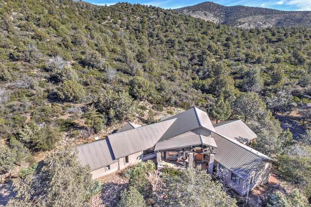 7648 W Gibson Ranch Road, Payson, AZ 85541 (MLS #6058186) :: CC & Co. Real Estate Team