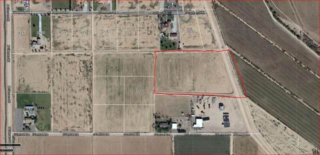 0 E Undetermined Rd, Coolidge, AZ 85128 (MLS #6058193) :: Yost Realty Group at RE/MAX Casa Grande