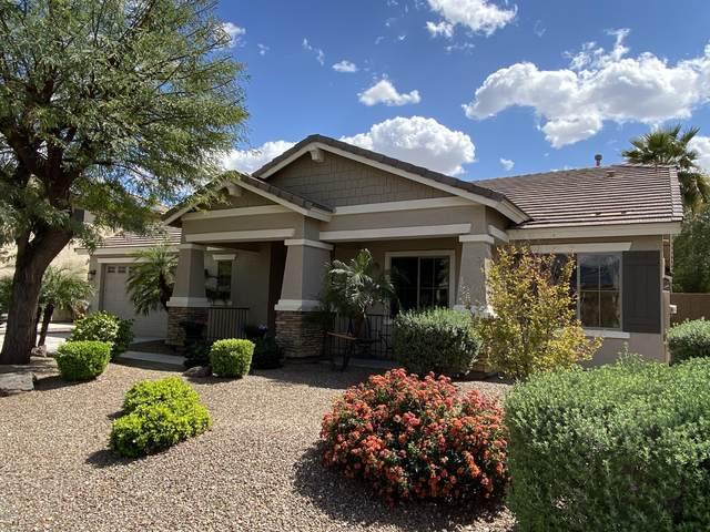 14395 W Port Royale Lane, Surprise, AZ 85379 (MLS #6058198) :: Brett Tanner Home Selling Team