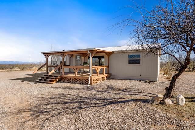 2358 N Hummingbird Road, Huachuca City, AZ 85616 (MLS #6058205) :: The Garcia Group