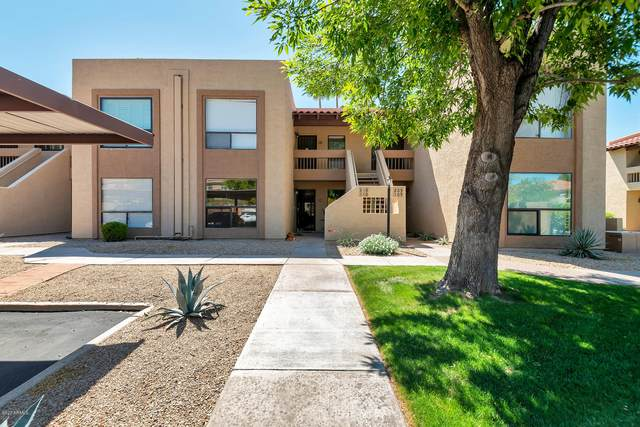 8651 E Royal Palm Road #110, Scottsdale, AZ 85258 (MLS #6058206) :: The Kenny Klaus Team
