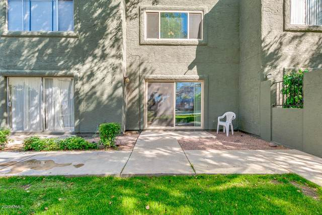 122 S Hardy Drive #25, Tempe, AZ 85281 (MLS #6058217) :: The Everest Team at eXp Realty