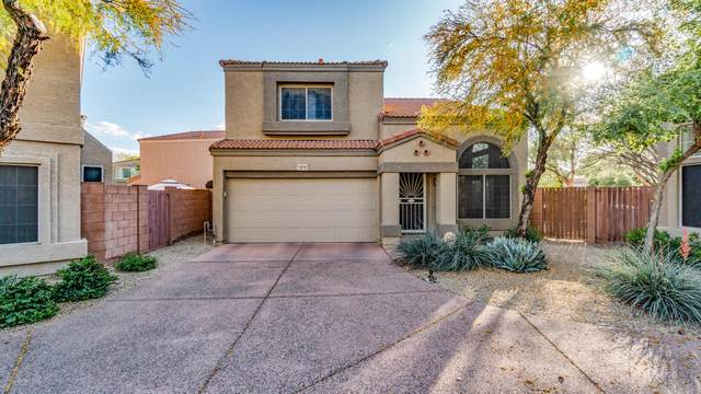17606 N 17TH Place #1079, Phoenix, AZ 85022 (MLS #6058234) :: Power Realty Group Model Home Center