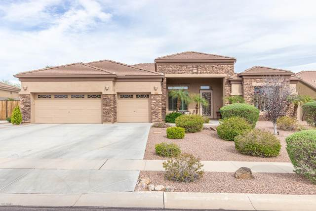 1251 N Amandes Street, Mesa, AZ 85207 (MLS #6058236) :: The Mahoney Group